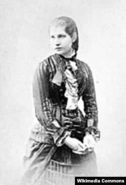 Магдалена Радзівіл у маладосьці