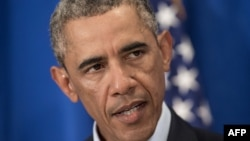 U.S. President Obama has announced new sanctions.