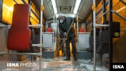 قربانیان بیماری ویروس کرونا در ایران در حال افزایش است