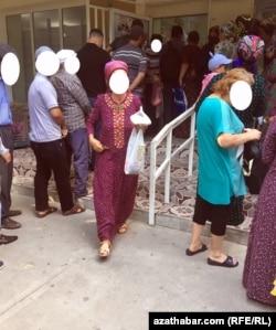 Ашхабад, июнь, 2019