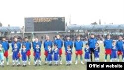 Azərbaycanın futbol üzrə milli yığma komandası Ukraynaya qarşı, Bakı 28 mart 2006