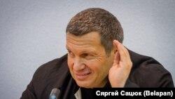 Прокремлевский журналист Владимир Соловьев.