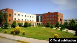 Azerbaijan -- Campus of Qafqaz University in Baku