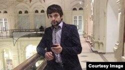 Таджикский мигрант Забехулло Шафеъзода.
