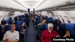 По предоставленной информации, общее число приехавших в Абхазию из Сирии составляет 334 человека: из них 223 абхаза, 88 адыгов (черкесов) и 23 этнических араба
