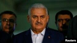 Kryeministri turk, Binali Yildirim