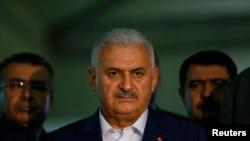 یلدرم: دریافتهای مقدماتی به داعش اشاره میکند.