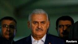 Binali Yildirim, turski premijer