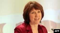 Високиот преставник на ЕУ за надворешна политика Кетрин Ештон