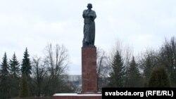 Помнік Францішку Скарыну ў Полацку