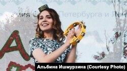 Альбина Фәхрәзиева