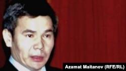 Бывший аким Атырауской области Бергей Рыскалиев.