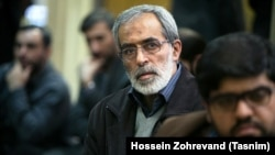 Hossein Nejat, a trusted IRGC commander will head the most important security force in Tehran. Undated.