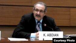 الدكتور كريم عبديان