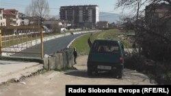 """Булеварот """"Благоја Тоска"""" во Тетово."""