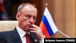 Секретар Ради безпеки Росії Микола Патрушев