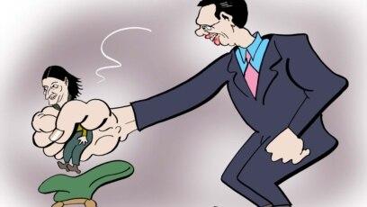 Ilustracija Predrag Koraksić Corax