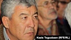 Нұрлыбек Нұрғалиев, «ӨзенМұнайГаз» компаниясының бұрғылау жұмыстарын басқару мекемесінің мұнайшысы.