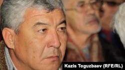 Нефтяник Нурлыбек Нургалиев, пострадавший во время Жанаозенских событий, сотрудник компании «Озенмунайгаз».