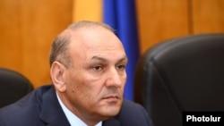 Министр финансов Гагик Хачатрян
