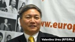 Дүниежүзілік банктің Украина, Беларусь және Молдова бойынша директоры Цимяо Фэн.
