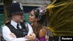 Notting Hill Carnival in London