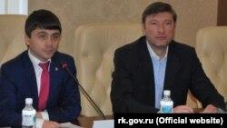Руслан Бальбек һәм Заур Смирнов (у)