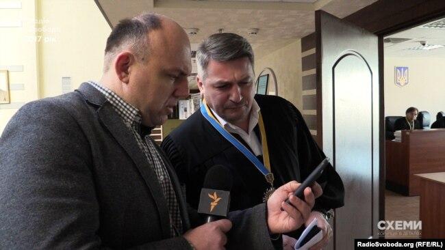 Сергій Могил, племінник Сергія Ківалова, екс-суддя Вищого господарського суду