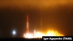 Soyuz 2.1b raketi Plesetskdəki kosmodromdan qalxıb