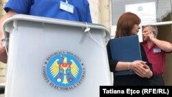 Urnă mobilă la alegerile locale din Bălți, 20 mai 2018