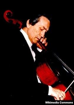 Violoncelistul Radu Aldulescu