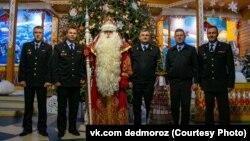 Дед Мороз. Иллюстративное фото