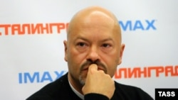 Российский режиссер Федор Бондарчук.