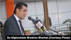 د افغانستان برښنا شرکت مشر داوود نورزی