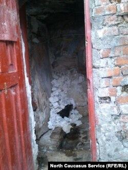 Общий туалет в доме Вахтангова