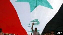 آمریکا از جمهوری اسلامی خواسته است تا حمايت خود را از شبه نظاميان متوقف کند.