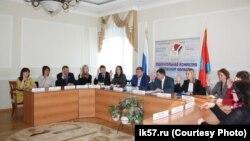 Избирательная комиссия Орловской области