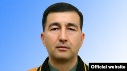Türkmenistanyň Döwlet serhet gullugynyň başlygy Begenç Ataýewiç Gündogdyýew