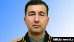 Начальник погранслужбы Туркменистана Бегенч Гундогдыев (фото из официального сайта Совета командующих Пограничными войсками СНГ)