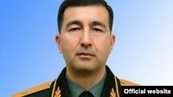 Türkmenistanyň Döwlet serhet gullugynyň ýolbaşçysy Begenç Gündogdyýew