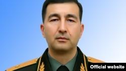 Разжалованный в полковники начальник погранслужбы Туркменистана Бегенч Гундогдыев (фото из официального сайта Совета командующих Пограничными войсками СНГ)