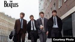 Обложка альбома группы The Beatles.