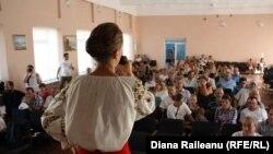 Un reportaj Diana Răileanu cu și despre sătenii de la Gotești