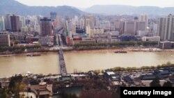 Хуанхе дарыясы, Кытай. (Руслан Токочев тарткан сүрөт)