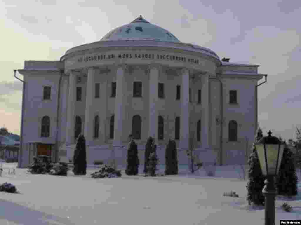 Казан федераль университеты. Анатомия театры