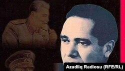 """Nasiman Yaqublunun kitabının üz qabığı """"Abdurakhman Fatalibeyli-Dudanginski """""""