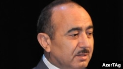 Azerbaijan - Ali Hasanov, Head of the Department for Social and Political Affairs at President's Administration - 2014