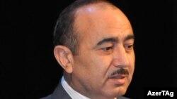 Завотделом по общественно-политическим вопросам Администрации президента Али Гасанов