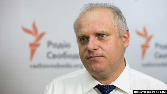 Директор Департаменту вищої освіти МОН Олег Шаров