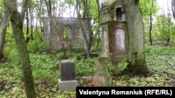 Кладовище біля села Іваничі, Ріненська область